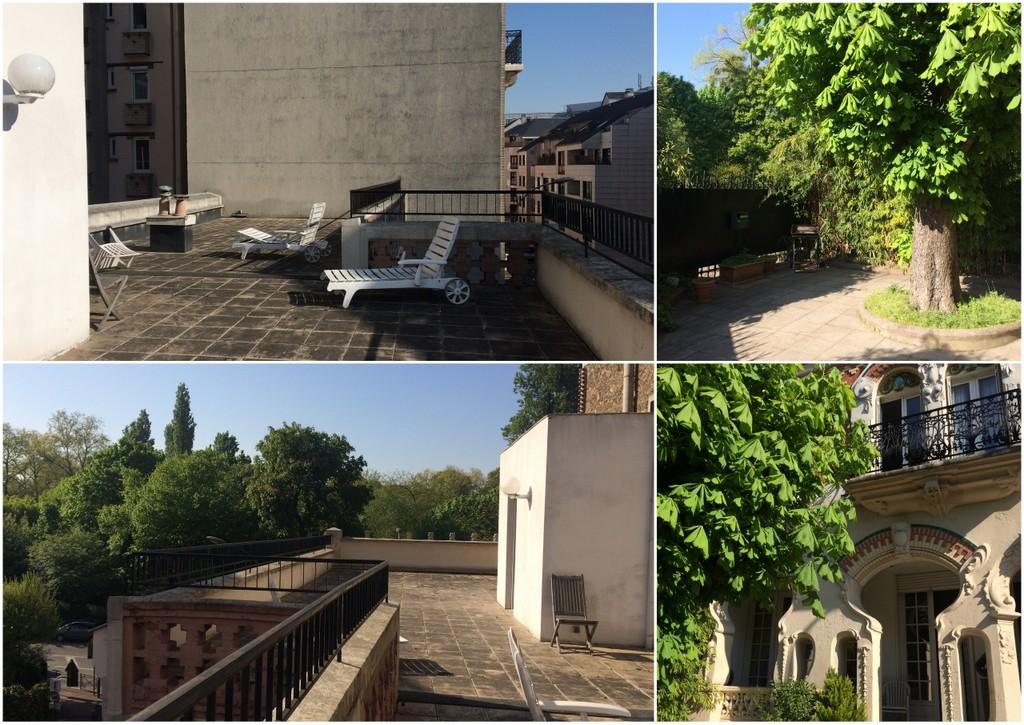 Vincennes Terrasse & Jardin
